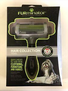 FURminator Hair Collection Tool For Pet Hair Disposal