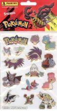 Stickers Sheets Panini Pokemon 2