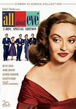 All About Eve 0024543507321 With Bette Davis DVD Region 1
