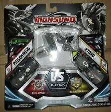 Monsuno Poisonwing #35 vs Hydro Shadow Edition #37 Eklipse VS STORM W/ 2 Cards
