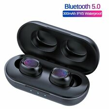 Bluetooth Earbuds Headset For iPhone Android Samsung Wireless Earphone Headphone