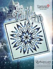 Ice Castles Paper Piecing pattern by Judy Niemeyer Collectors Club Design