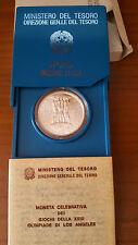 moneta l.500 olimpiadi los angeles 1984