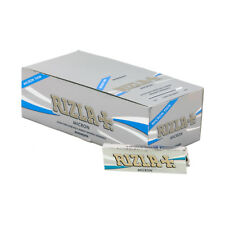 RIZLA MICRON CIGARETTE ROLLING PAPER RYO 50 BOOKLETS (FULL BOX)