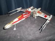 Star Wars Jek Porkins Red 6 X-Wing Fighter Restoration & Custom R5-D8 Astromech