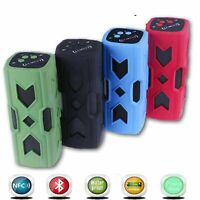 New IPX4 Portable Wireless Bluetooth Stereo Waterproof Speaker iPhone Samsung R2