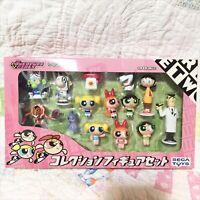 Powerpuff Girls Collection Figure SEGA TOYS WB new