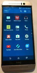 HTC One M9 16GB Gray 6535L (Verizon) Fast Ship Good Used READ DISC!!!