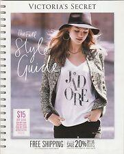 NEW Victoria's Secret Catalogs Fall Style Guide 2013 VOL. 2 NO. 1 (No Black Outs
