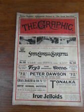 genre L ILLUSTRATION : WWI WAR GUERRE 14/18 : revue THE GRAPHIC 1917 Nr 2471