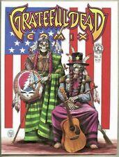 Grateful Dead Comix #3-1991 nm- 1st version Tim Truman Magazine Size Comic