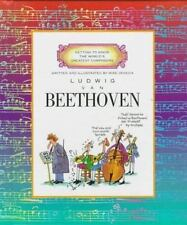 Ludwig Van Beethoven (Getting to Know the World's Greatest Composers) by Venezi