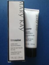Mary Kay Timewise Matte-wear Liquid Foundation Ivory 6 1fl.oz.Oil free Full Size