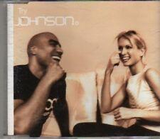 (CF512) Johnson, Try - 1999 CD