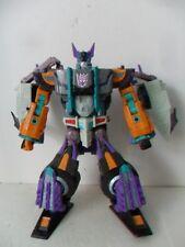 Transformers Cybertron Leader class Megatron Action Figure
