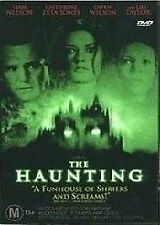 The Haunting - DVD LIKE NEW REGION 4 FREE POST AUS