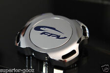 Show Chrome FPV Badge Billet Engine Oil Cap for Ford BA/BF/FG XR8/XR 8 V8 Engine