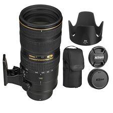 NEW Nikon AF-S NIKKOR 70-200mm f/2.8G ED VR II Lens