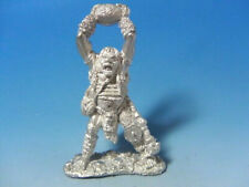 28mm Metal Giant with Throwing Boulder Dungeons & Dragons D&D Reaper Miniatures