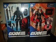 G.i. joe classified Snake Eyes And Destro