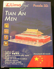 PUZZLE 3D LIMA 268-12 Tien an Men Pechino