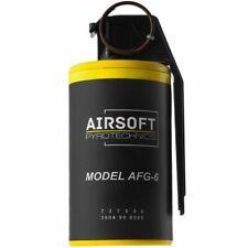 Taginn AFG-6 Airsoft Granate mit Kipphebel (schwarz/gelb)