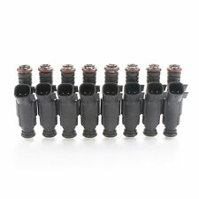 8PCS New 24lb Flow Matched 4 nozzle EV6 Fuel Injectors for Ford Lincoln 5.4L