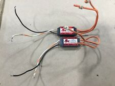 Lot Of 2 Red Lion Controls VCMA Voltage Converter 4-30VAC Made In USA #007E22