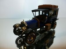 RIO 1:43 - MERCEDES-BENZ TAXI LIMOUSINE 1908 NR=4298 - EXCELLENT CONDITION-32/31