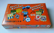PANINI JEAN'S FUSSBALL WC ARGENTINA 78 - one sealed box (100 packets) - NEW