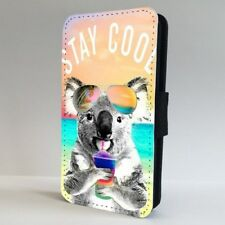 Koala Funny Quote FLIP PHONE CASE COVER for IPHONE SAMSUNG