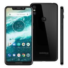 Motorola One ( P30 play)- 64GB - Black (Unlocked) android one