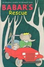Babar's Rescue (Harry N. Abrams)-ExLibrary