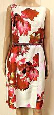 MAX MARA Sleeveless Silk Blend Dress 8 NWT