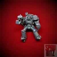 Assault on Black Reach Space Marine Terminator Warhammer 40,000 boxed set bitz B