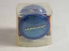 Vintage New Working Blue Duncan Lighted Satellite Yo-Yo Light Up Made in USA