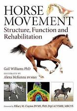 Horse Movement : Structure, Function and Rehabilitation by Alexa McKenna and...