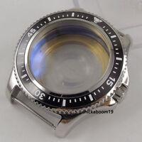 44MM Watch Case Fit ETA 8215 2836 MIYOTA 8215 821A DG 2813 Automatic Movement
