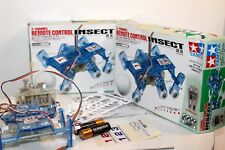 Tamiya Remote Control Mechanical 2 Channel Insect Hobby Partial + Whole Kit