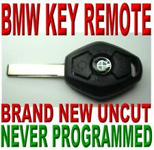 TRULY NEW NEVER BEEN CODED KEY REMOTE FOR BMW KEYLESS ENTRY IMMOBILIZER FOB 4ME6