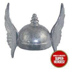 "Mego Retro Thor Helmet For 8"" Action Figure WGSH Custom Parts Lot"