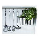 IKEA Grunka 4-Piece Kitchen Utensil Set Stainless Steel Cooking New