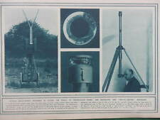 1915 TRENCH HYPOSCOPE PERISCOPE; HMS FORMIDABLE SUNK IN CHANNEL WWI WW1