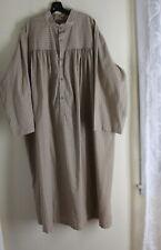 J.Peterman Artsy Vintage Look Victorian Dressing Nightgown or Dress 1X 2X 18/20
