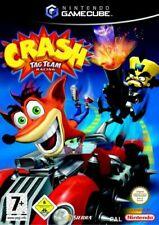 Nintendo GameCube game Crash Tag Team Racing boxed
