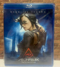 Aeonflux (Blu-Ray, 2006) Brand New! 1 Day Handling, Free Shipping!