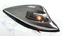 Fenderornament / Kotflügelfigur - verchromt - USA-Style - mit Licht