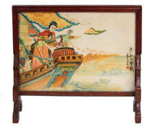 Cina 20. JH. PORCELLANA immagine-a Chinese porcelain table SCREEN 'Liang HONGYU'