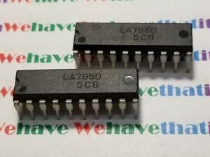 LA7850 / IC / DIP /  2 PIECES (qzty)