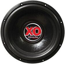 "American Bass XO1544 Subwoofer 15"" 150 Oz.Magnet;Dual 4 Ohm"